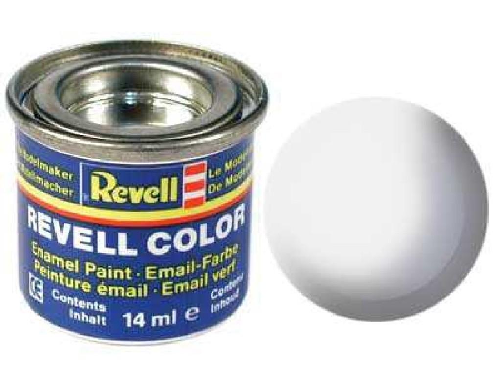 Barva Revell emailová - 32104: leská bílá (white gloss)