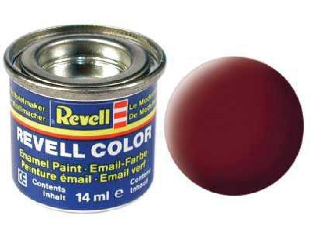 Barva Revell emailová - 32137: matná rudohnědá (reddish brown mat)
