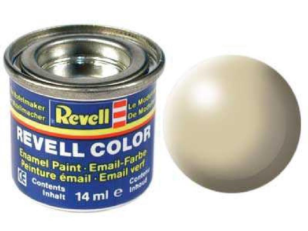 Barva Revell emailová - 32314: hedvábná béžová (beige silk)