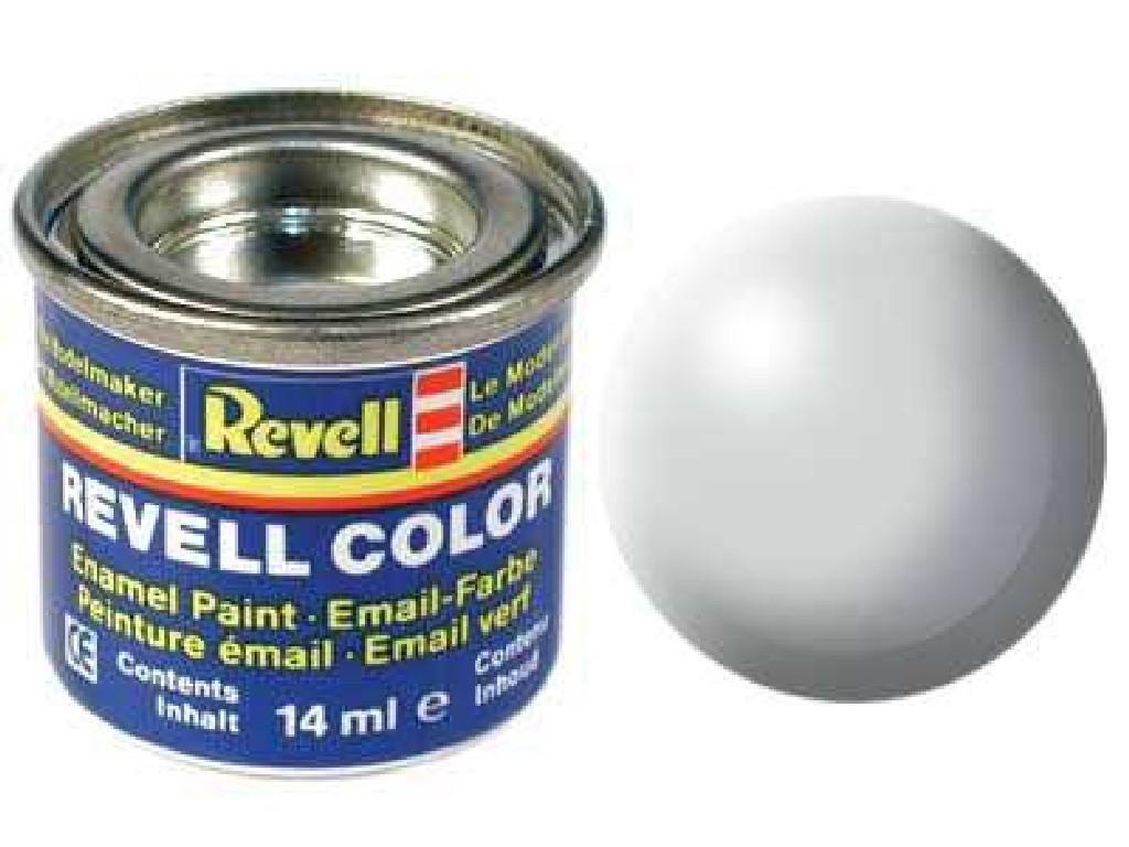 Barva Revell emailová - 32371: hedvábná světle šedá (light grey silk)