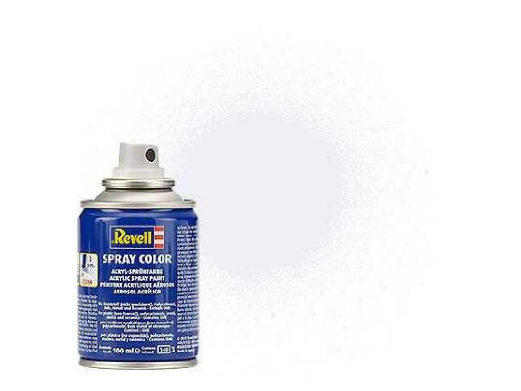 Barva Revell ve spreji - 34301: hedvábná bílá (white silk)