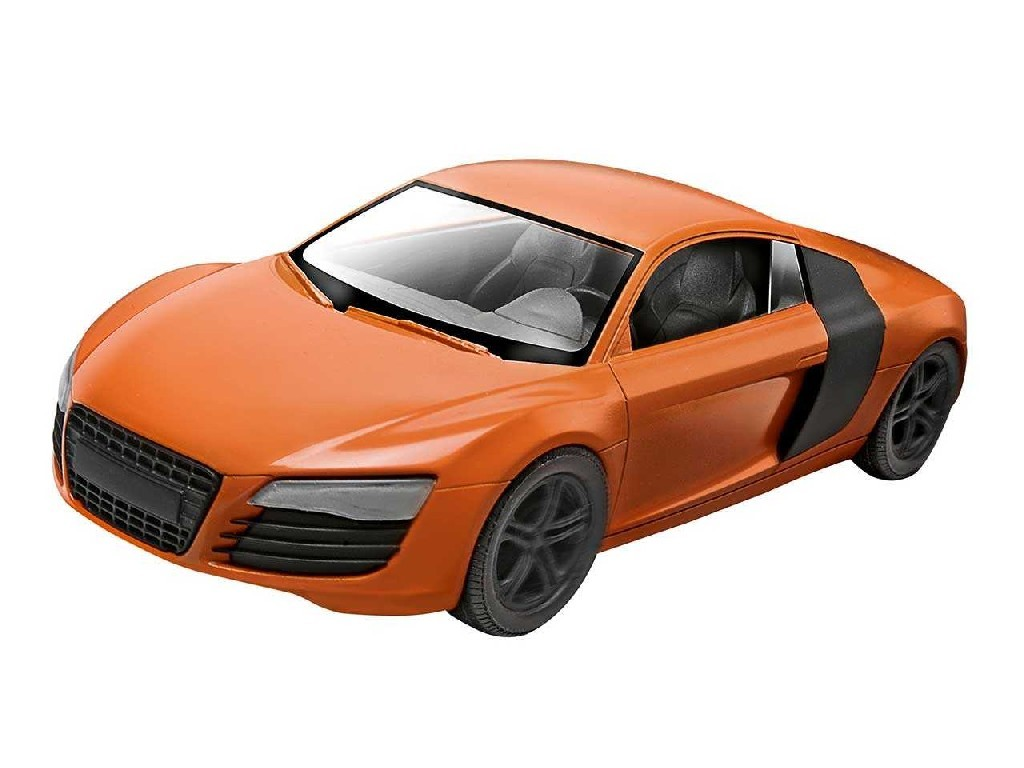 1/25 Build and Play auto 06111 - Audi R8