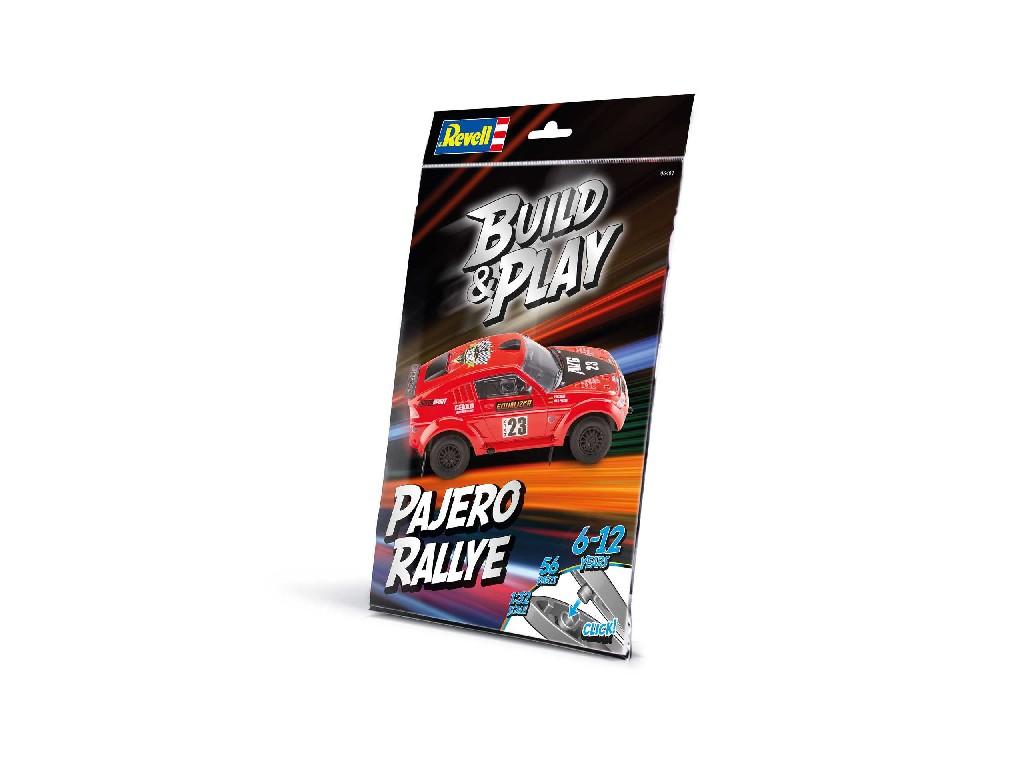 1/32 Build and Play auto 06401 - Mitsubishi Pajero