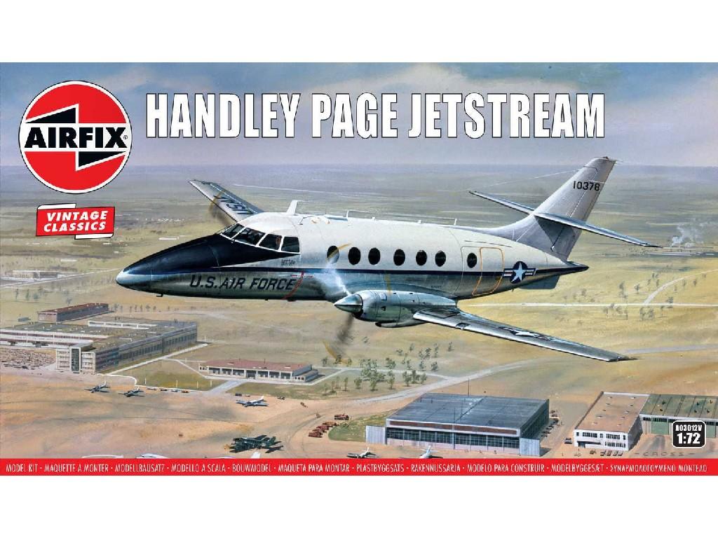 1/72 Classic Kit VINTAGE letadlo A03012V - Handley Page Jetstream (1:72)