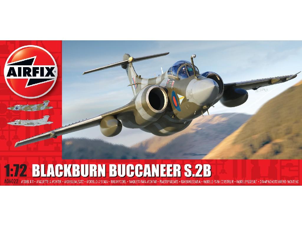 Classic Kit letadlo A06022 - Blackburn Buccaneer S.2 RAF (1:72)