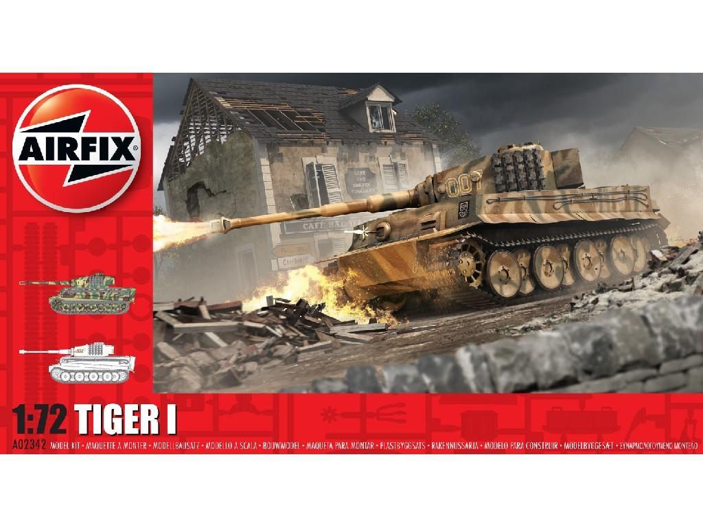 Airfix - A02342 - Tiger 1 1:72