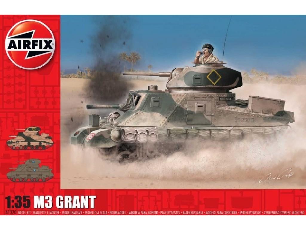 Airfix - A1370 - M3 Lee / Grant 1:35