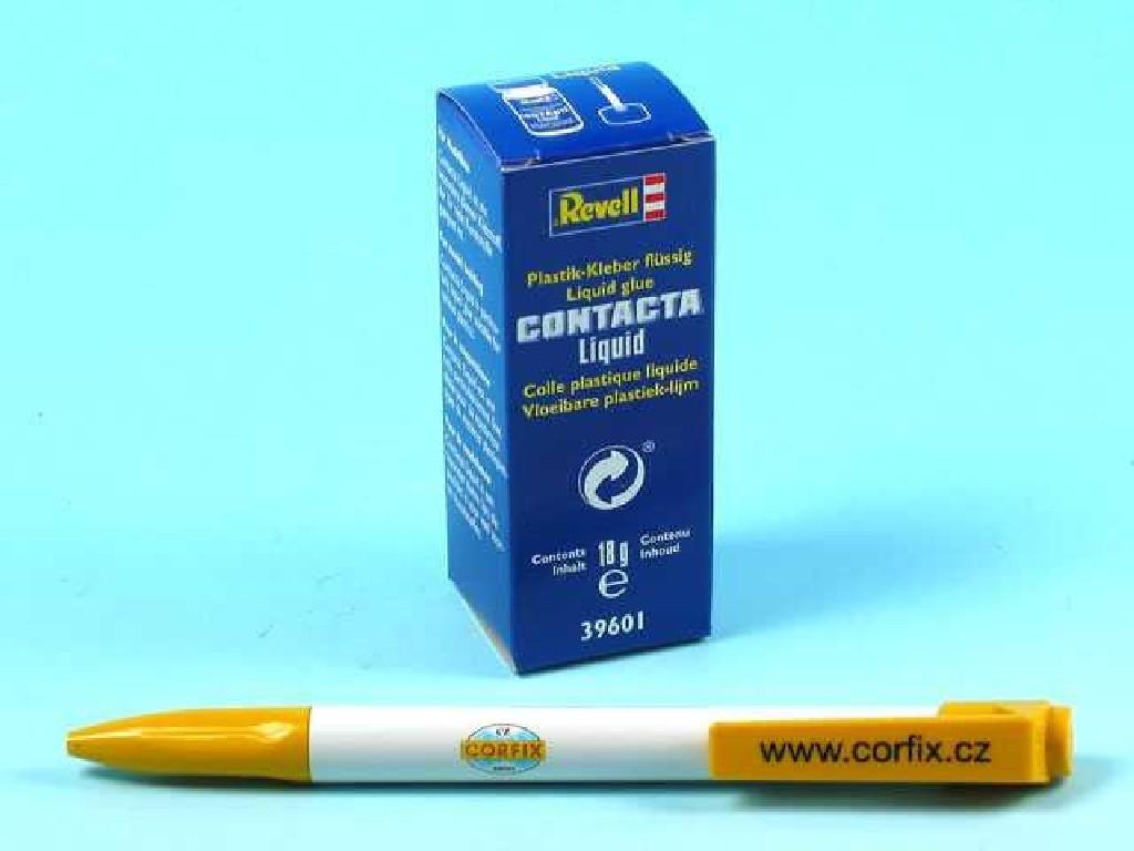 Contacta Liquid 39601 - extrařídké tekuté lepidlo 18g