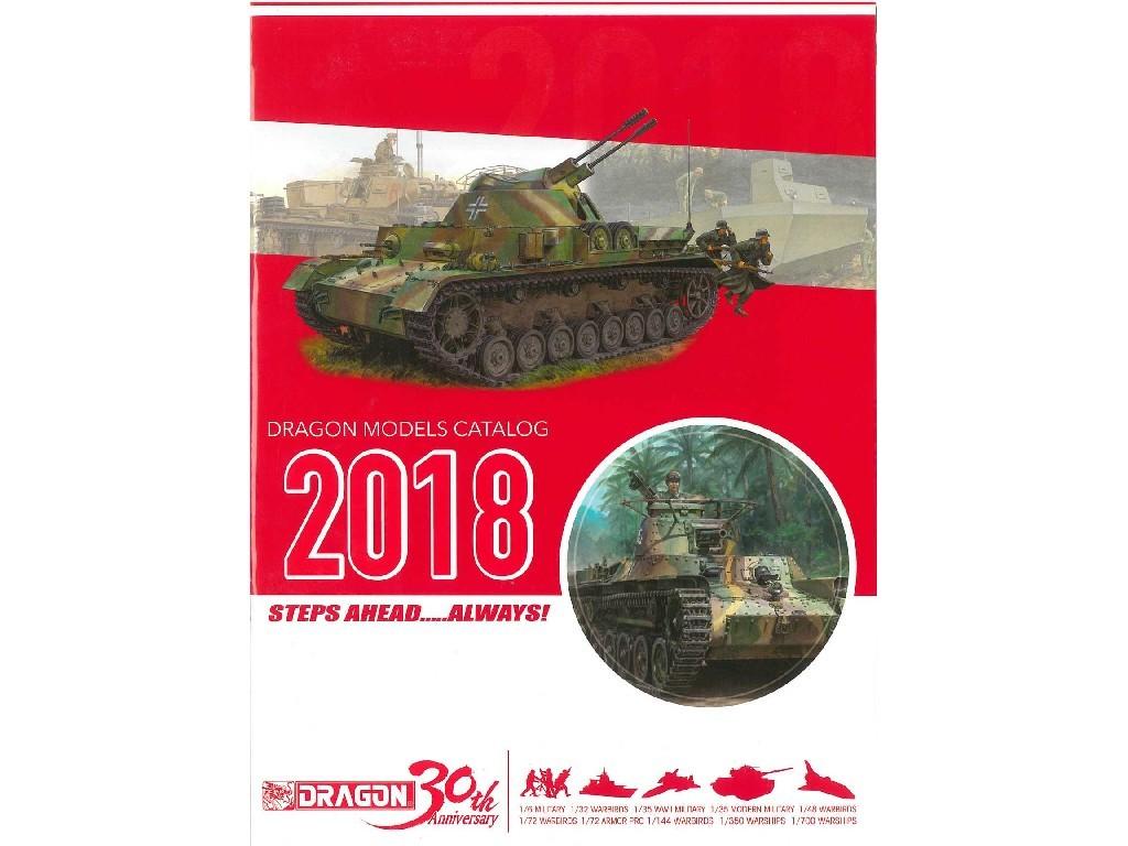 Katalog - Dragon 2018