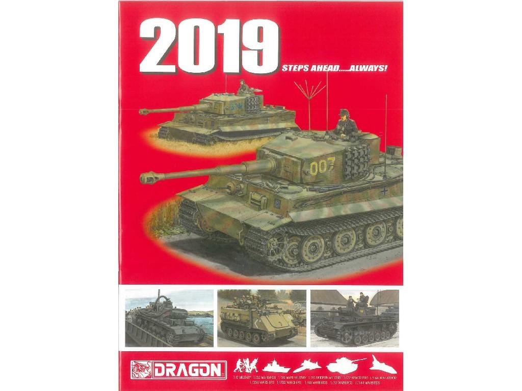 Katalog - Dragon 2019