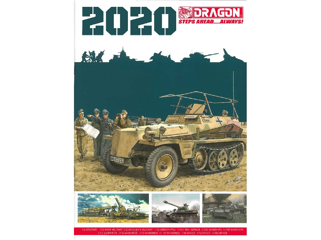 DRAGON katalog 2020