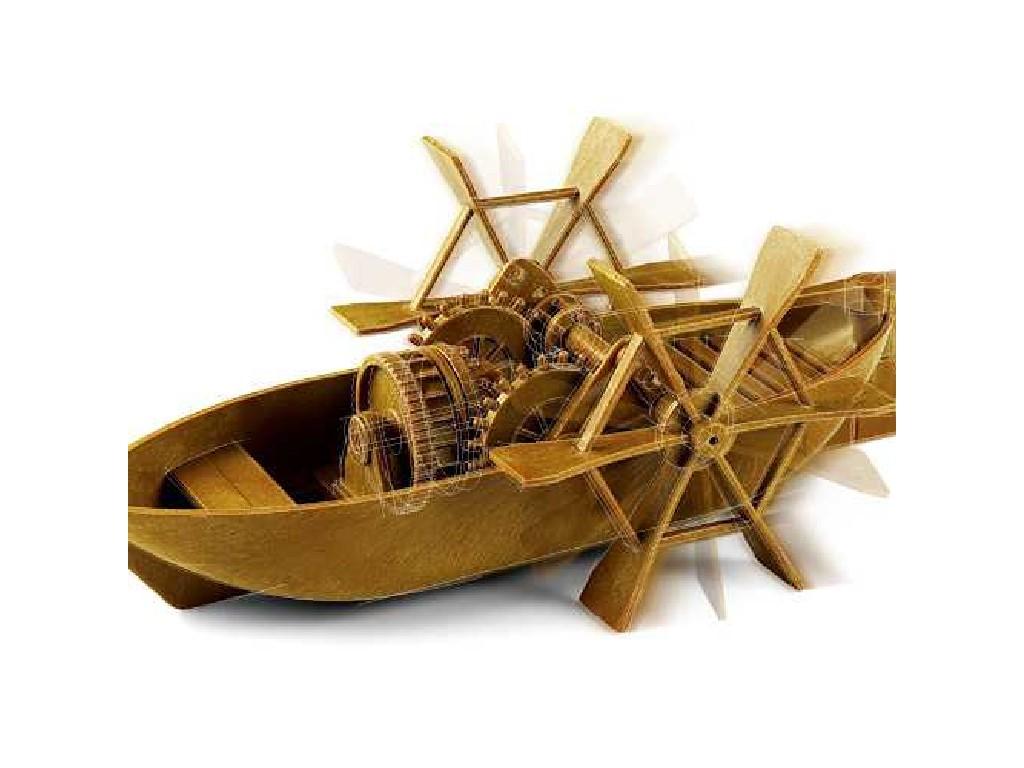 Da Vinci Kit 18130 - PADDLEBOAT