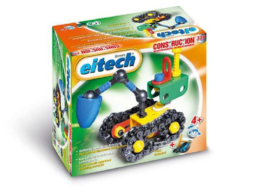 EITECH Beginner Set - C329 Demolition Digger
