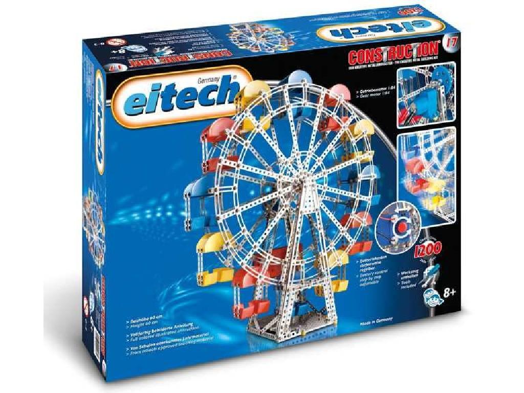 Eitech - Kovová konstrukční sada - C17 Ferris Wheel