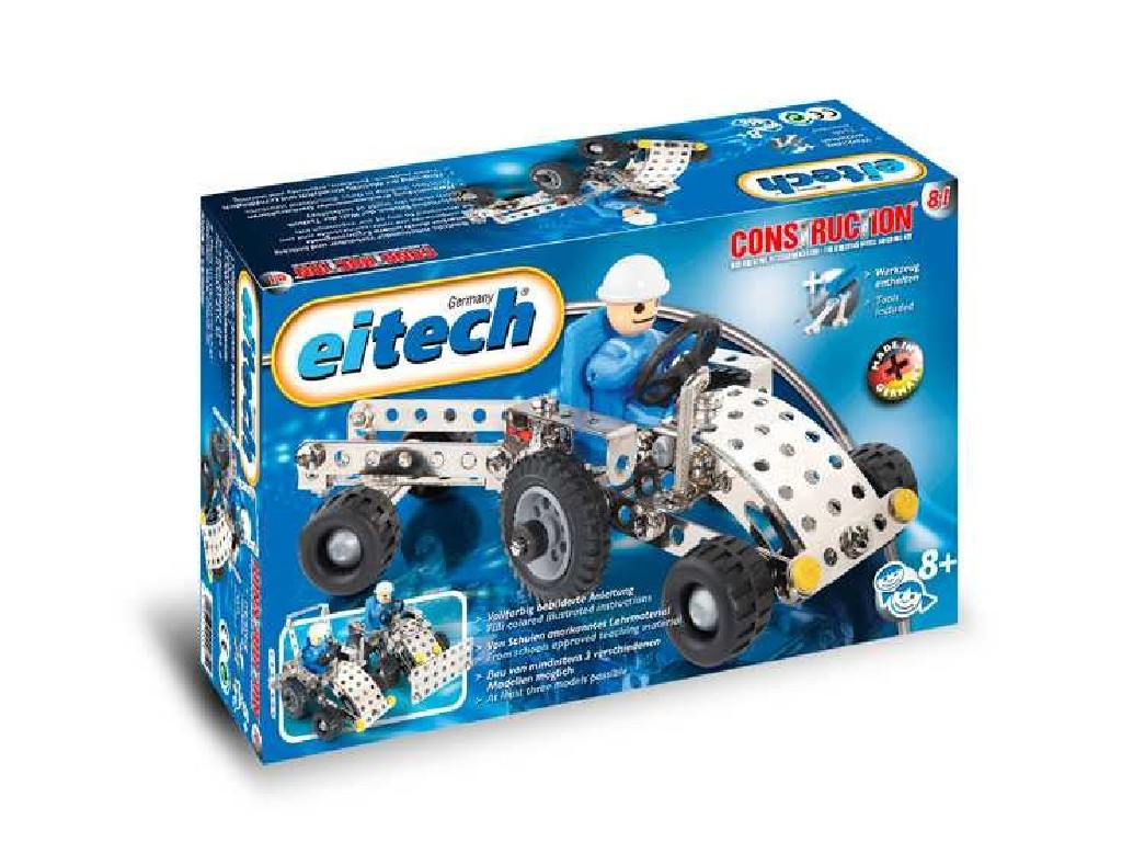Eitech - Startovací box - C81 Tractor