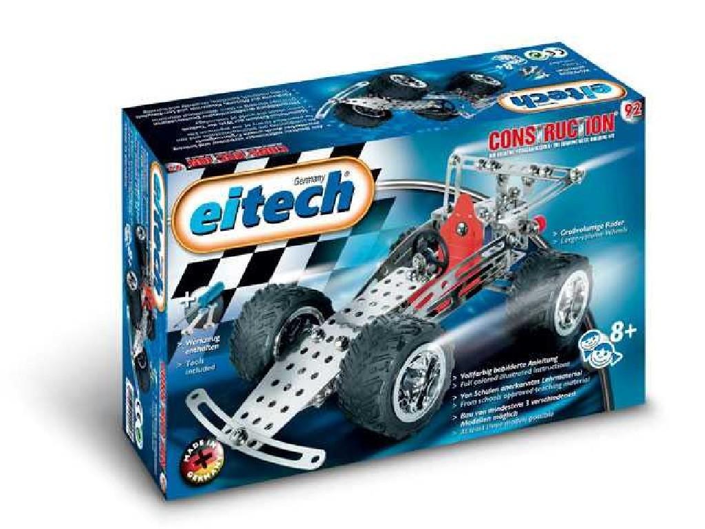Eitech - Startovací box - C92 Racing Cars / Quad