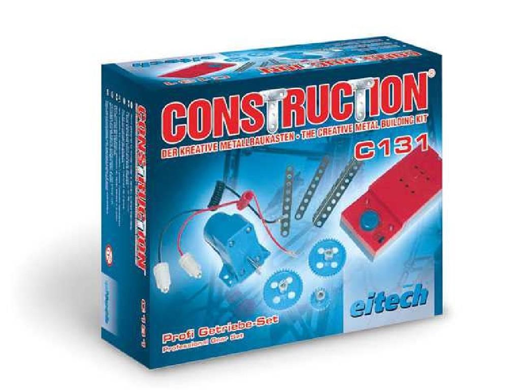 Eitech - Doplňkový box - C131 Professional Gear Set