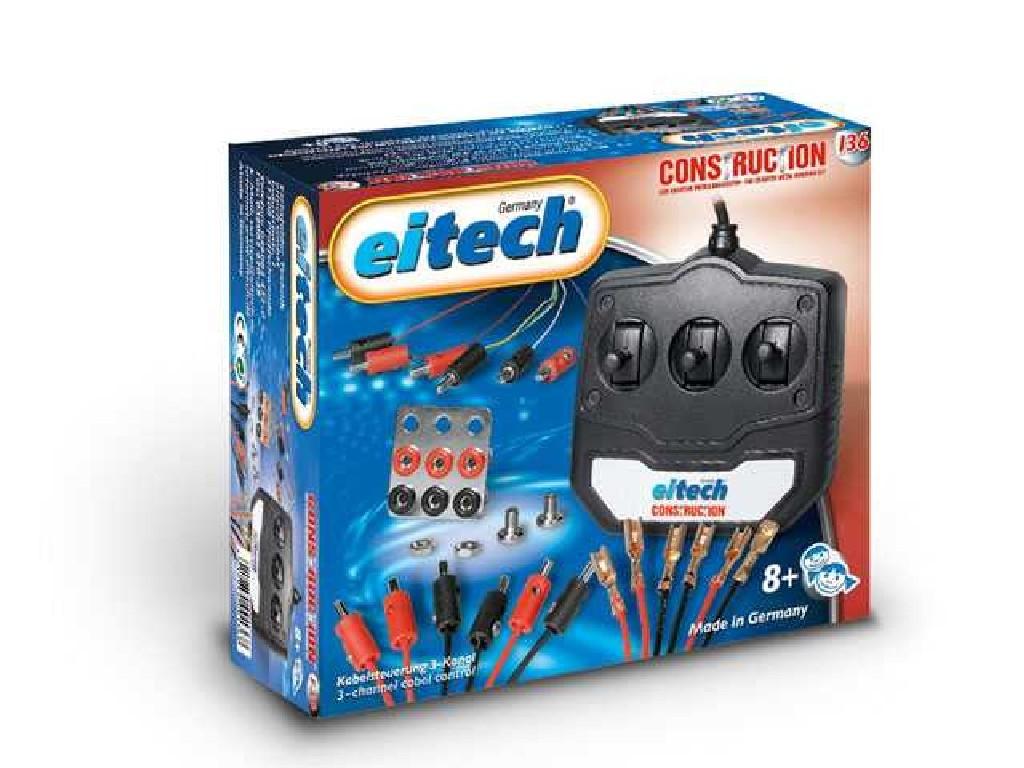 Eitech - Doplňkový box - C136 Cablecontrol 3 way
