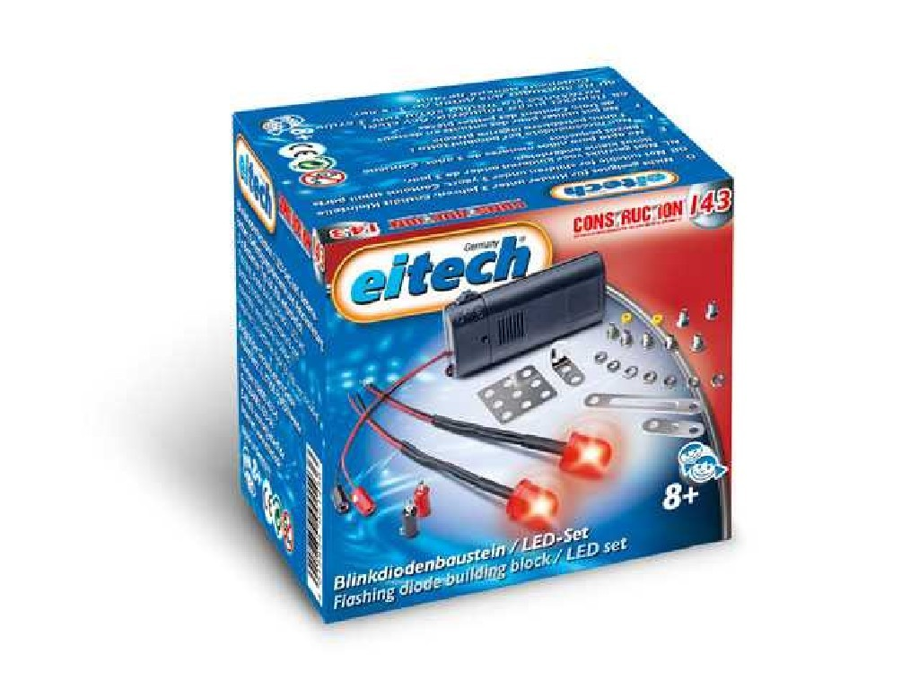 Eitech - Doplňkový box - C143 LED-Set flashing Type