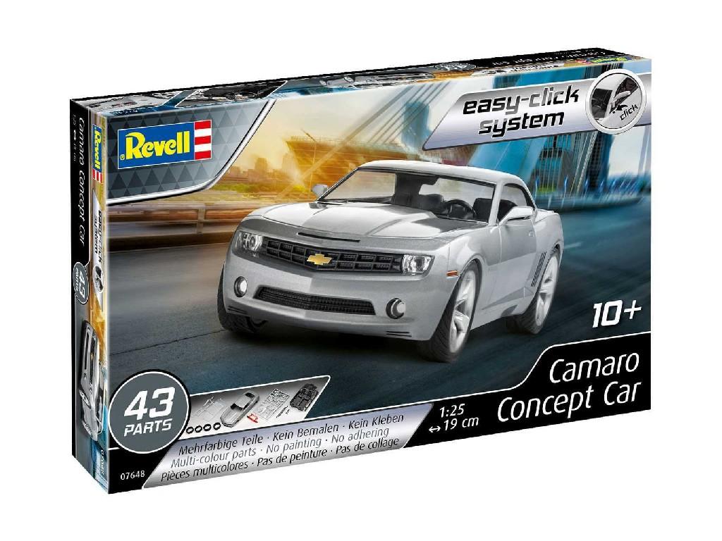 1/25 EasyClick ModelSet auto 67648 - Camaro Concept Car (2006)