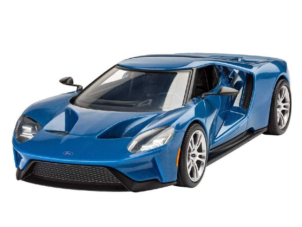 1/24 EasyClick ModelSet auto 67678 - 2017 Ford Gt