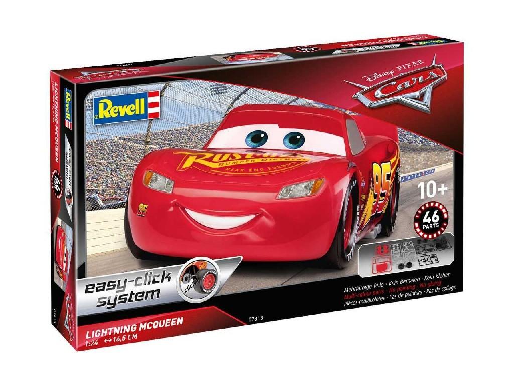 1/24 EasyClick ModelSet auto 67813 - Lightning McQueen