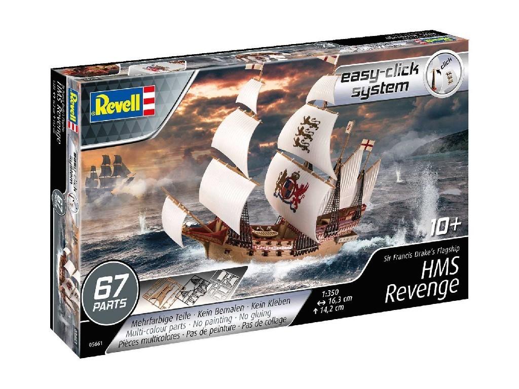 1/350 EasyClick ModelSet loď 65661 - HMS Revenge