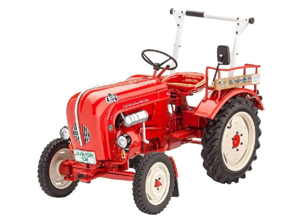 1/24 EasyClick ModelSet traktor 67820 - Porsche Diesel Junior 108