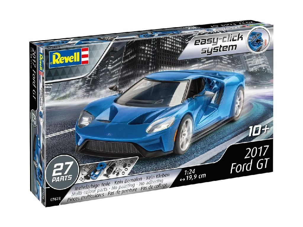 1/24 EasyClick auto 07678 - 2017 Ford GT