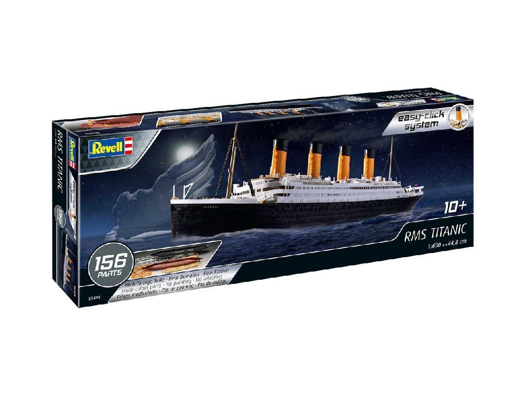 1/600 EasyClick loď 05498 - RMS Titanic