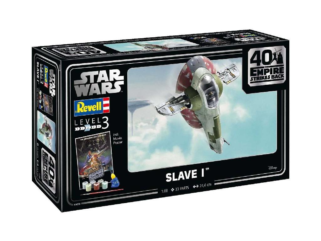 1/88 Gift-Set SW 05678 - Slave I