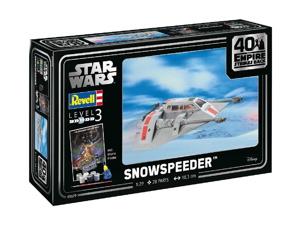 1/29 Gift-Set SW 05679 - Snowspeeder