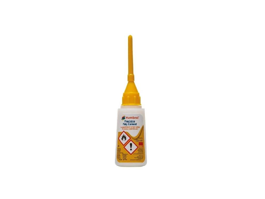 Humbrol Precision Poly Cement AE2720 - lepidlo na plasty s aplikátorem 20ml