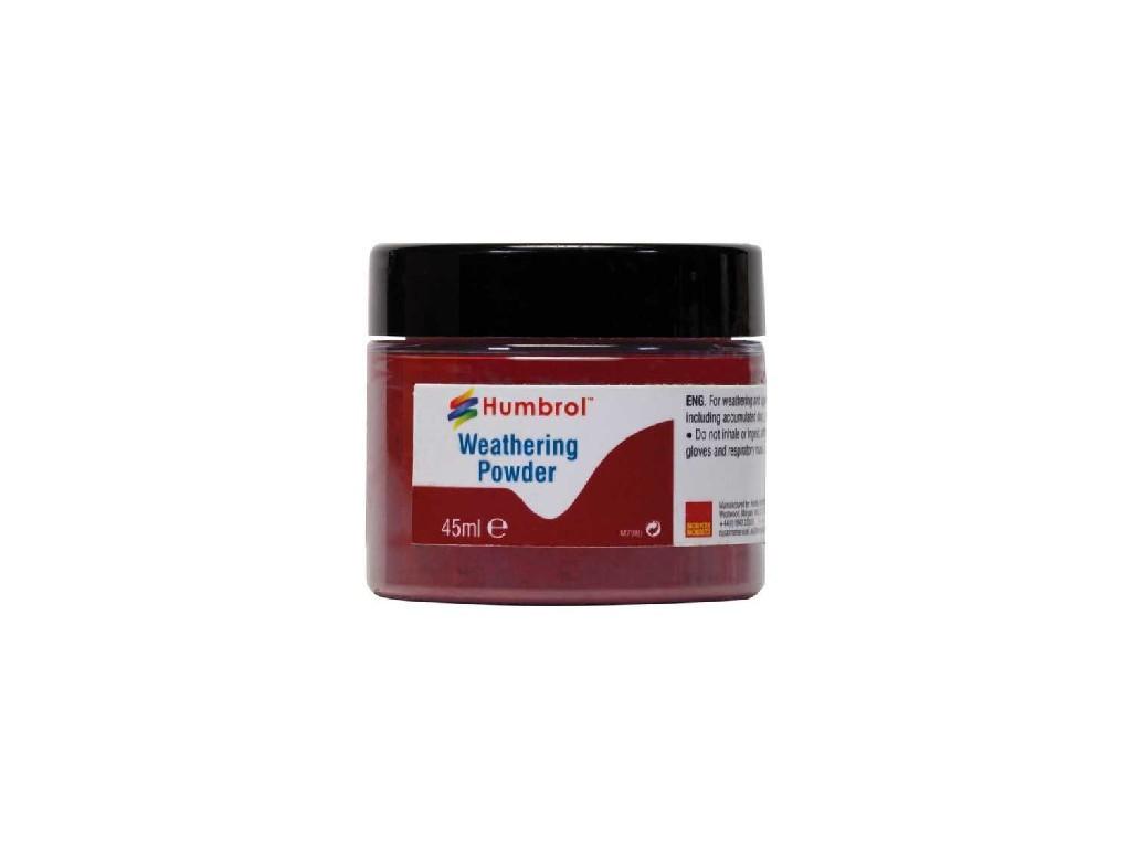 Humbrol Weathering Powder Iron Oxide AV0016 - pigment pro efekty 45ml