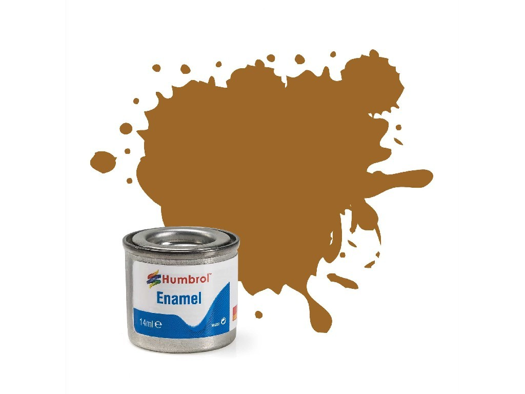 Humbrol barva email AA0234 - No 234 Dark Flesh - Matt - 14ml
