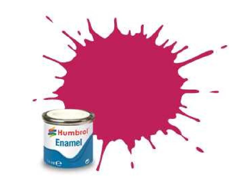 Humbrol barva email AA0552 - No 51 Sunset Red - Metallic - 14ml