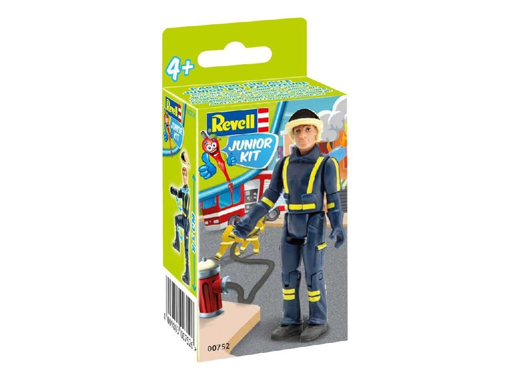 1/20 Junior Kit figurka 00752 - Fire Man