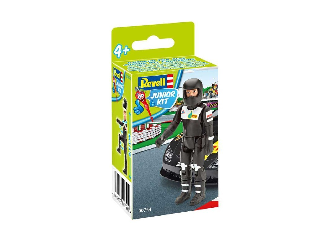 1/20 Junior Kit figurka 00754 - Race Driver