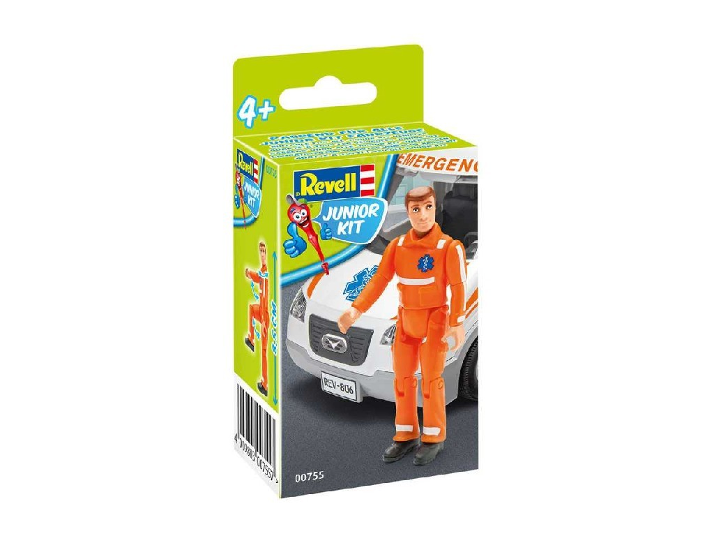 1/20 Junior Kit figurka 00755 - Doctor (male)