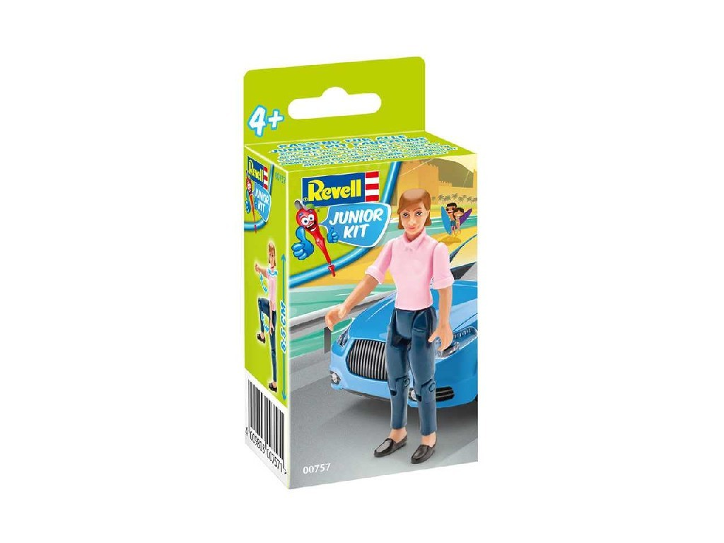 1/20 Junior Kit figurka 00757 - Woman