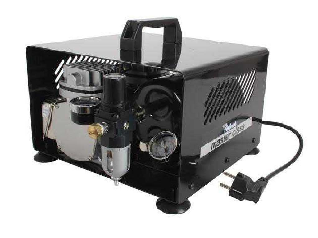 Jednopístový hobby kompresor Revell 39138 - master class