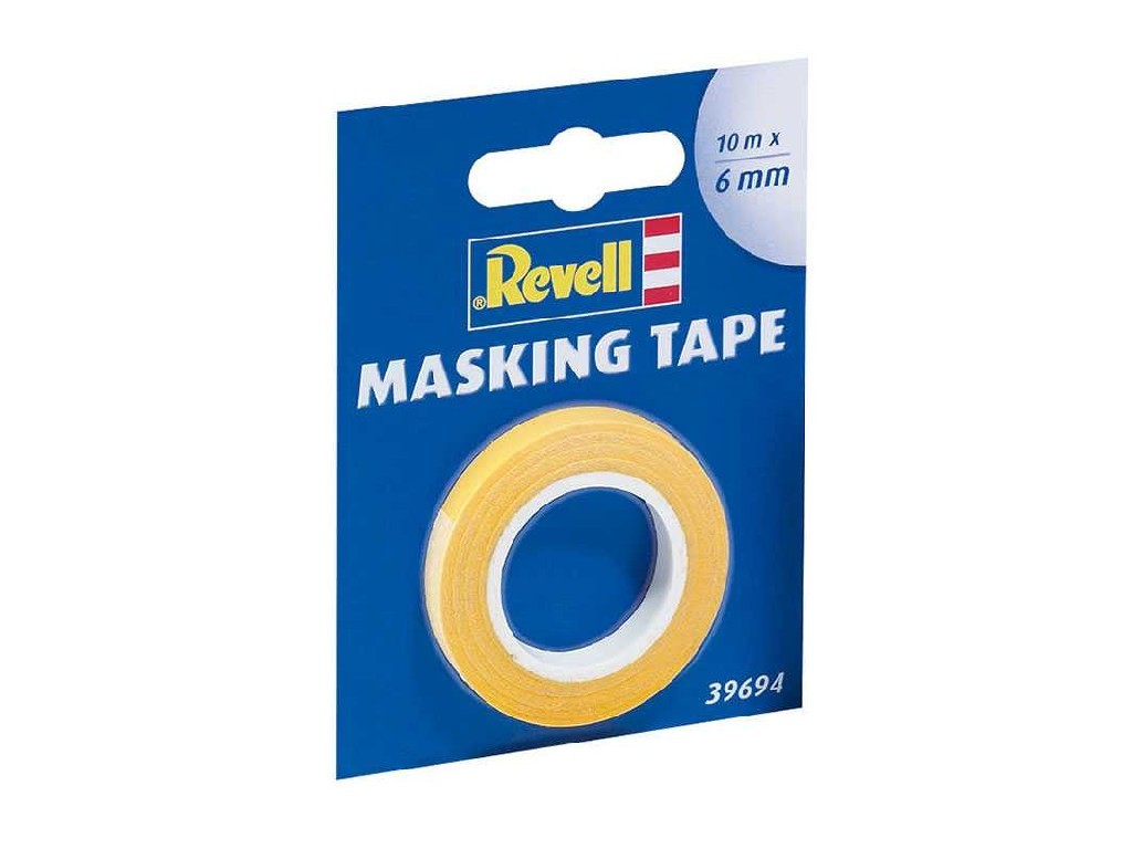Maskovací páska 39694 - 6mm
