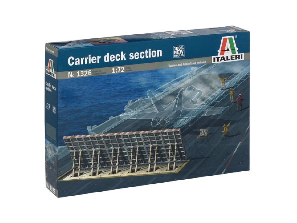 1/72 Model Kit doplňky 1326 - Carrier Desk section