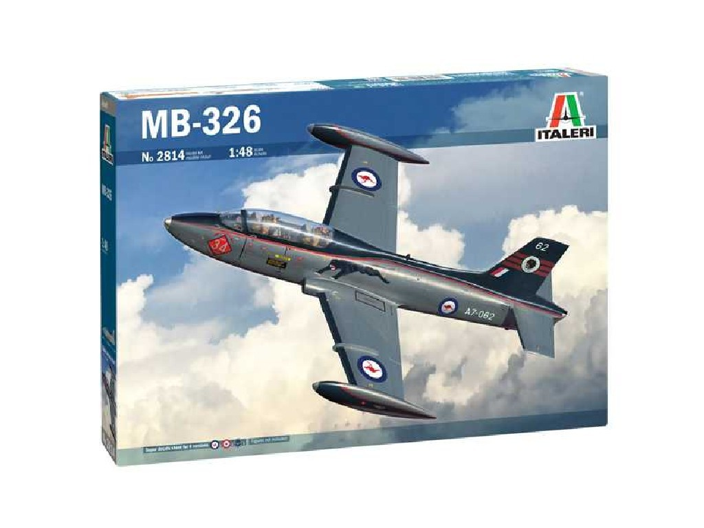 Model Kit letadlo 2814 - MB 326 (1:48)