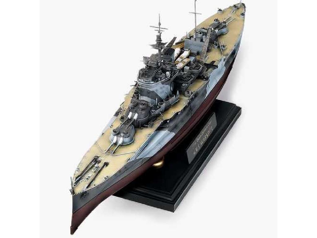 1/350 Plastikový model - loď 14105 - QUEEN ELIZABETH CLASS H.M.S. WARSPITE