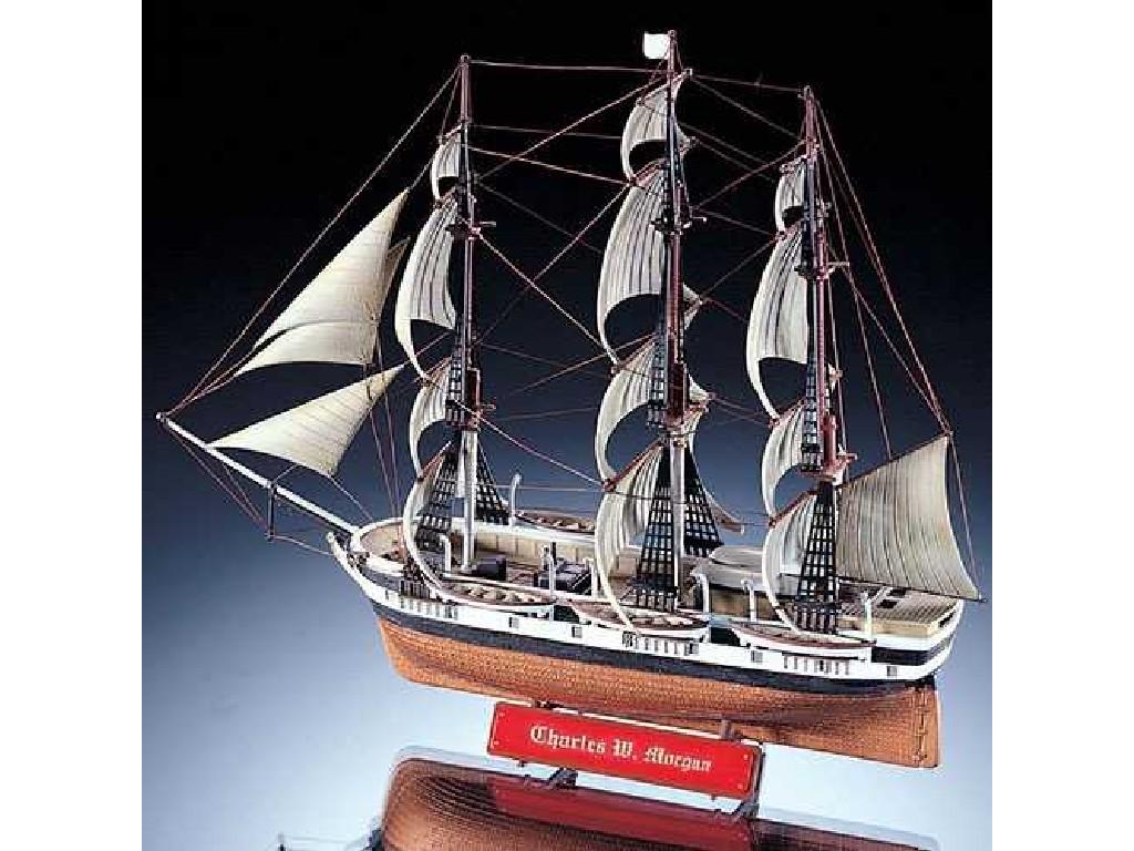 Academy - loď 14204 - NEW BEDFORD WHALER 1:200