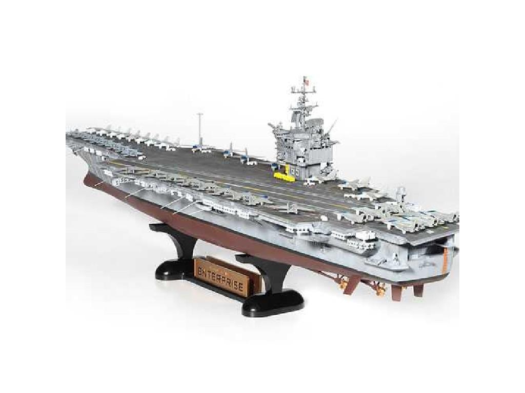 1/600 Plastikový model - loď 14400 - USS Enterprise CVN-65