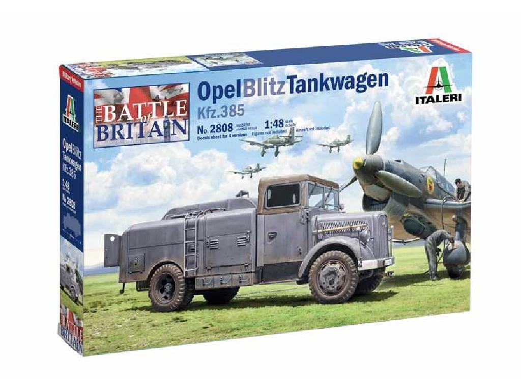Model Kit military 2808 - Opel Blitz Tankwagen Kfz. 385 - Battle of Britain 80th