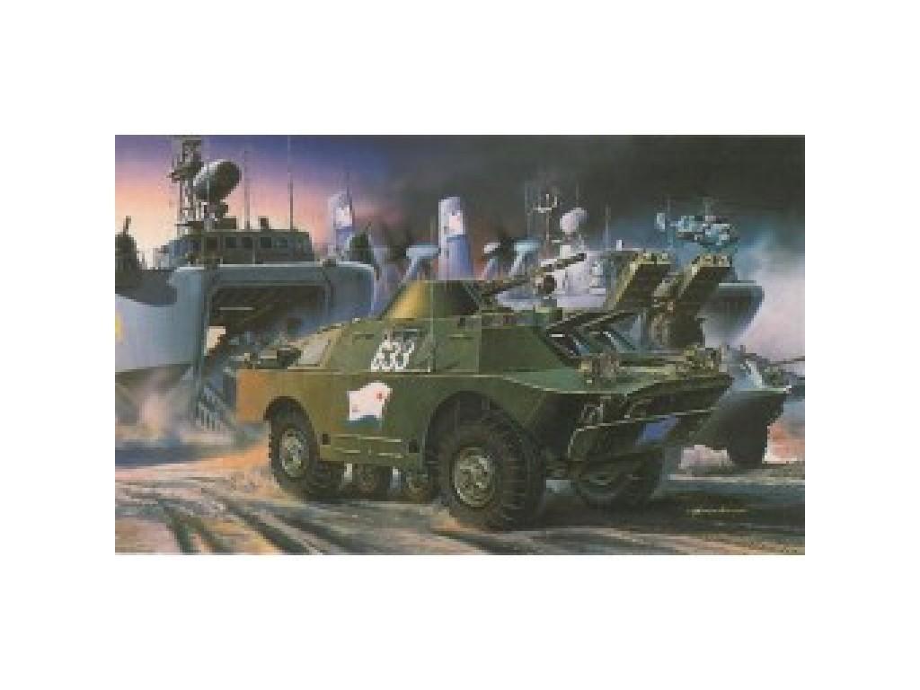 1/35 Plastikový model - military 3513 - BRDM-2