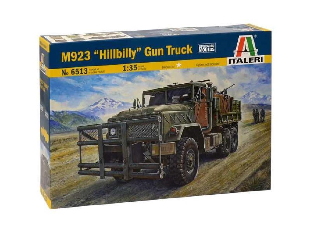 M923 HILLBILLY Gun Truck